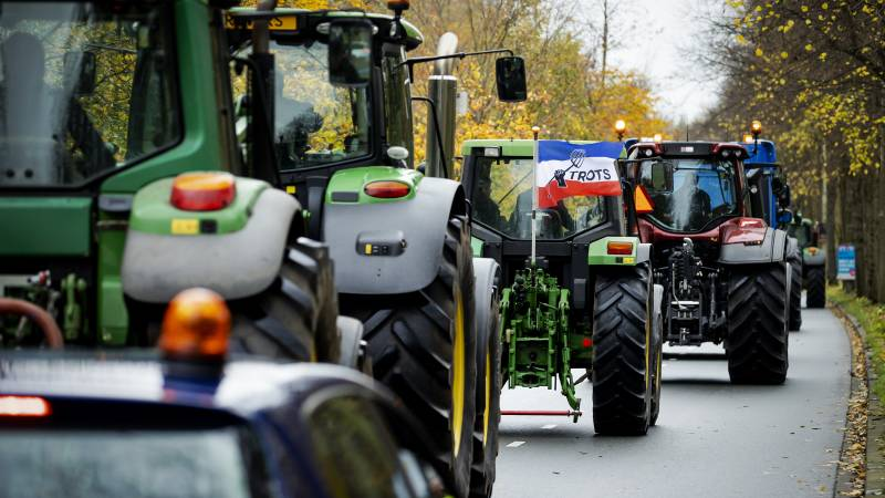 Planning office: due to strict rules in some places, farming will soon no longer be possible