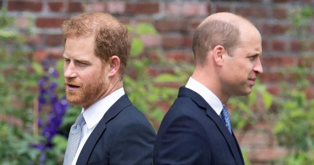 """Royal biographer: """"Harry's next move?""""  Prince William fears the worst """"