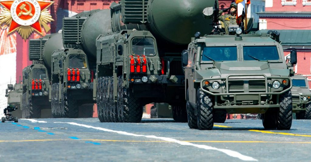 Russia, US reach agreement on nuclear weapons treaty