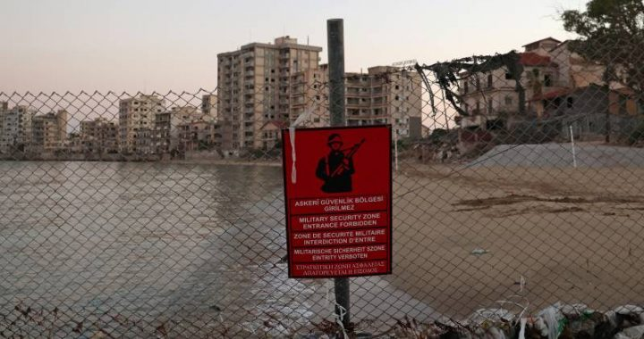 Security Council condemns Turkey's plan to reopen Varosha in Cyprus