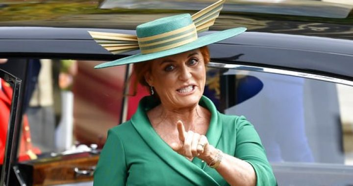 The creators of The Crown turn down help from 'insider' Sarah Ferguson