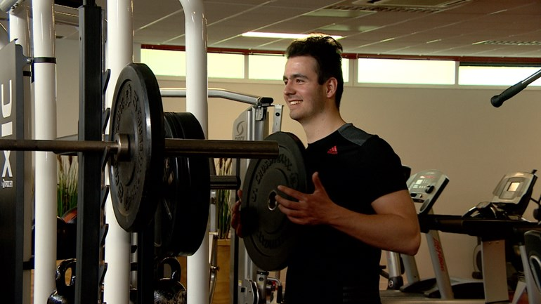 """The gym as a place of learning for sports science students: """"Staying still for months is useless"""""""