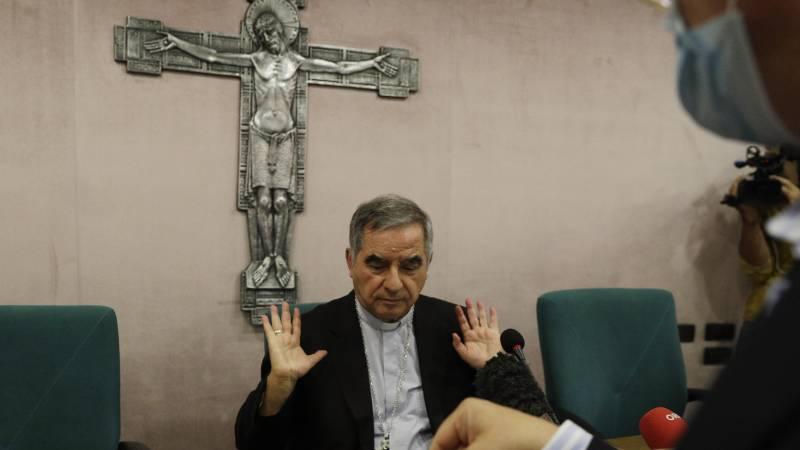 The trial of Cardinal Becciu: faith and money, a diabolical mixture