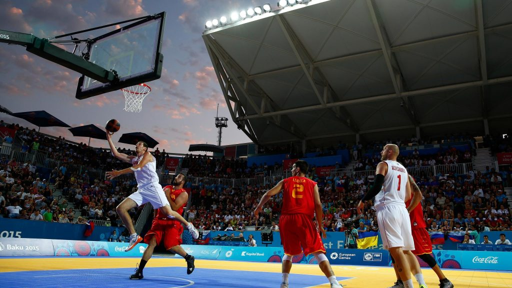 Tokyo Olympic Games 2020 |  Everything you need to know about the new 3x3 basketball.  Rules, participants, favorites.