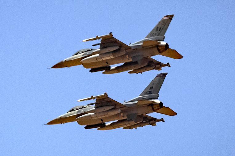 US bombs pro-Iran militias in Iraq and Syria