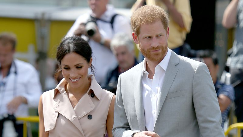 Harry and Meghan plan to move to New Zealand