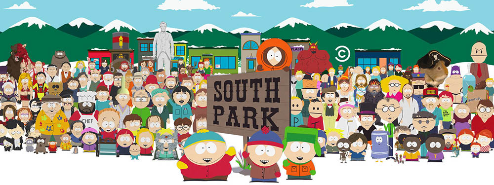 South Park has 14!  new movies on this streaming service
