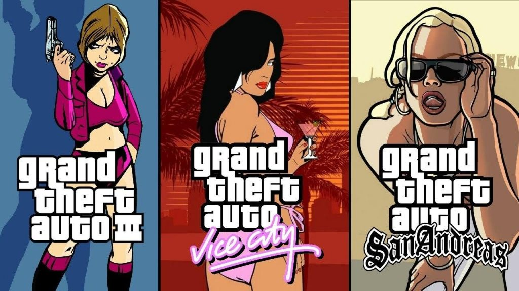Grand Theft Auto 3 Trilogy Remasters May Release This Fall
