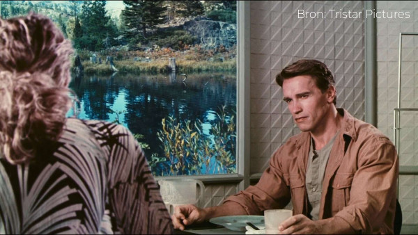 The sci-fi thriller Total Recall will air on RTL 7 on Friday 13 August