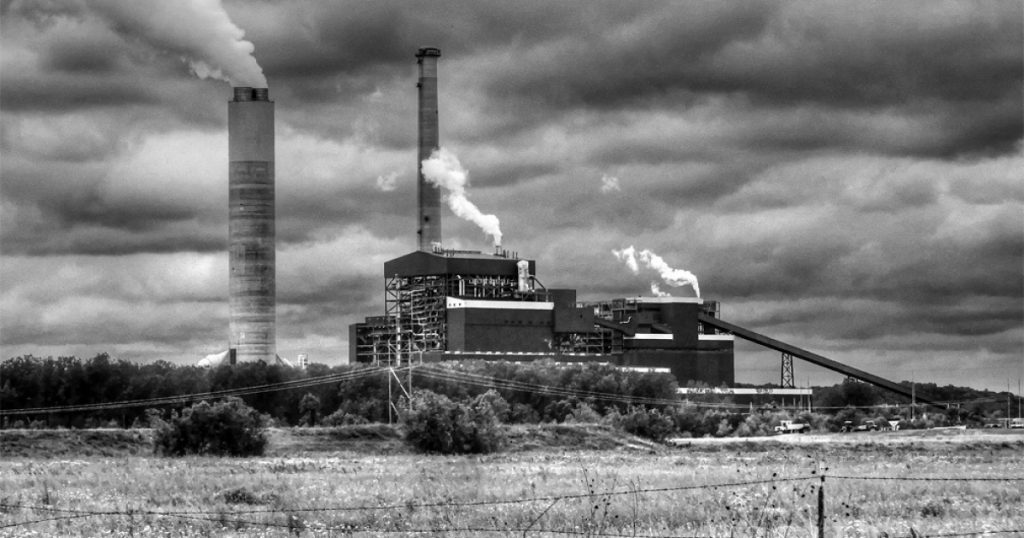 Three major economies have been locking up carbon emissions for decades