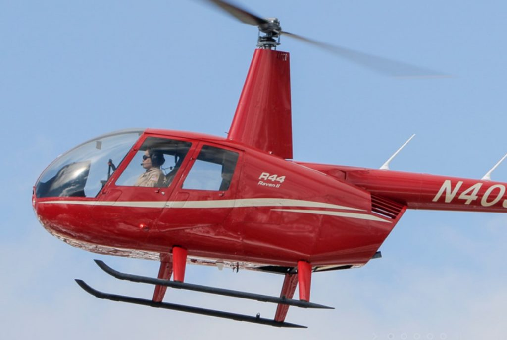 Pilot charged after going to buy ice cream cake with his helicopter