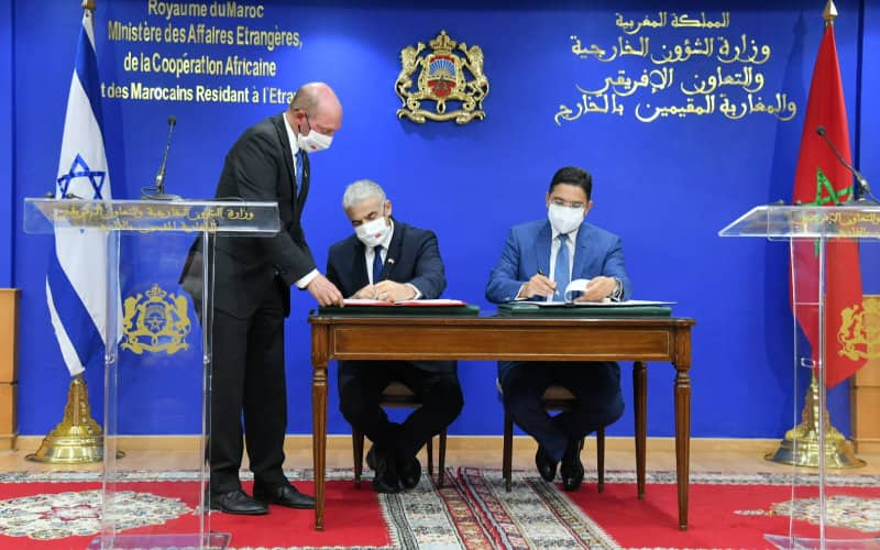 Morocco plans to open an embassy in Israel
