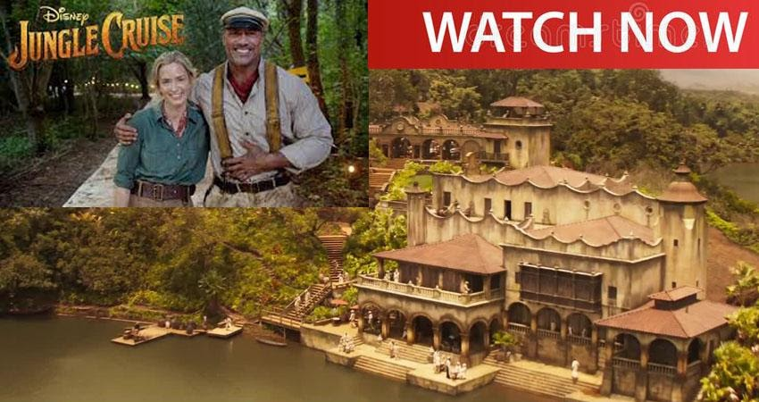 to flow!  'Jungle Cruise' Watch Disney Online Over Anywhere