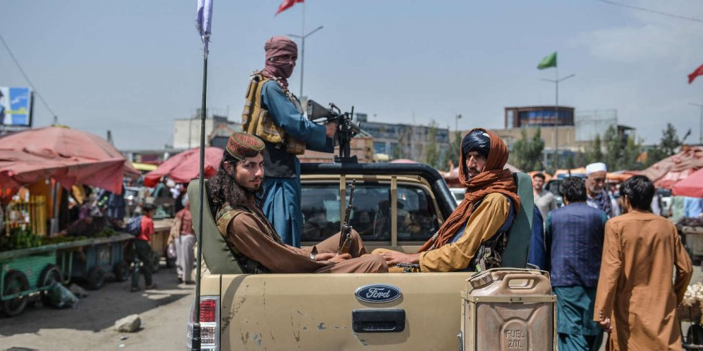 The Taliban are facing the drying up of international financial flows
