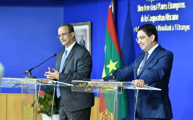Mauritania mediates crisis between Morocco and Algeria