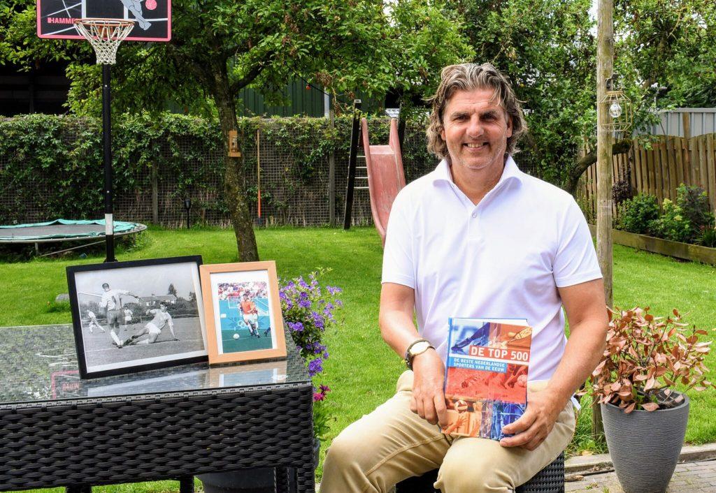 Jaap de Vries deed mee aan de Paralympische Spelen paralympier ermeloer