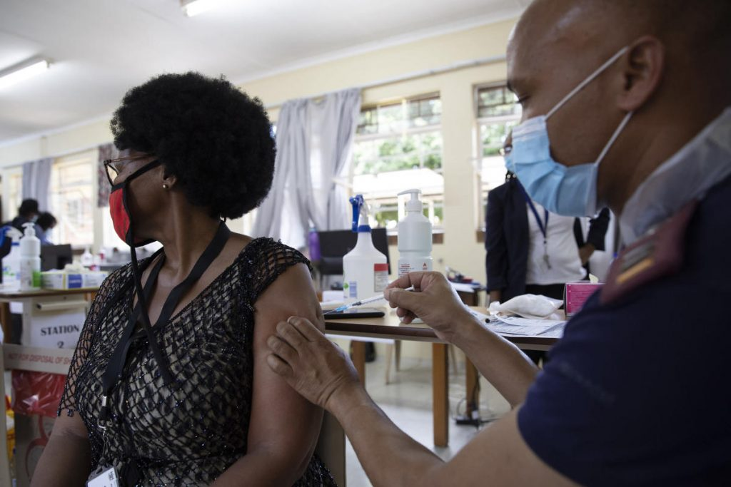 South African scientists identify new variant of COVID with 'increased transmissibility'