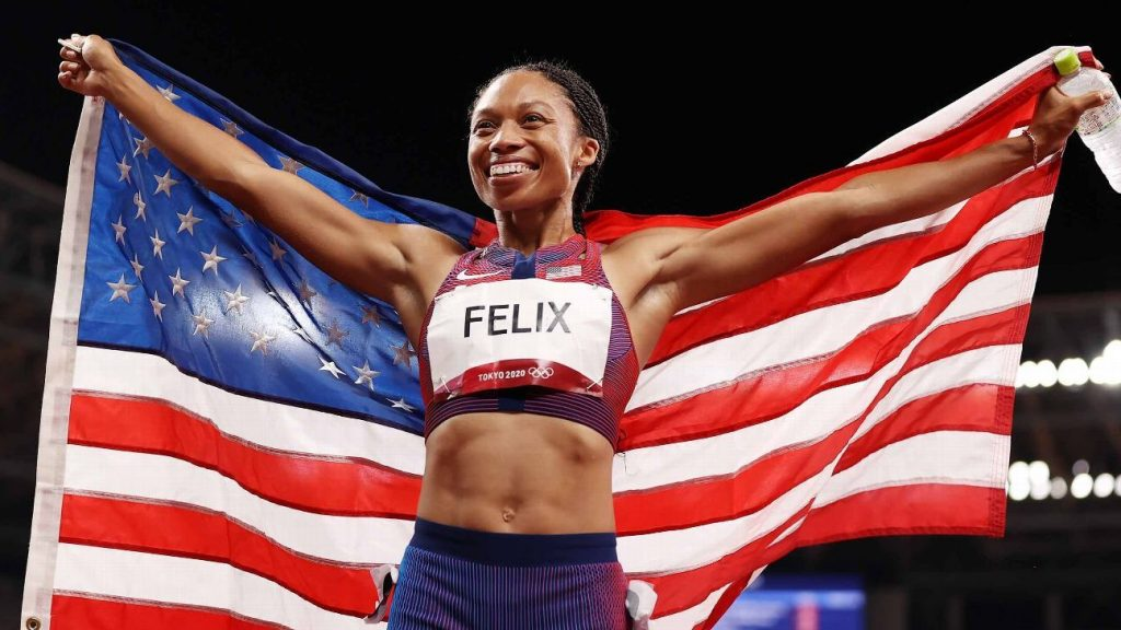 2021 Olympics Updates - Alison Felix holds gold record for US and Nelly Korda men's rings