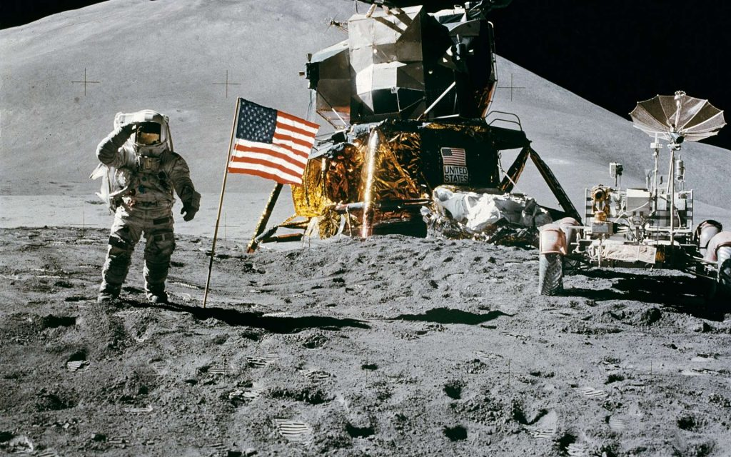 50 years ago, NASA launched a rover on the moon