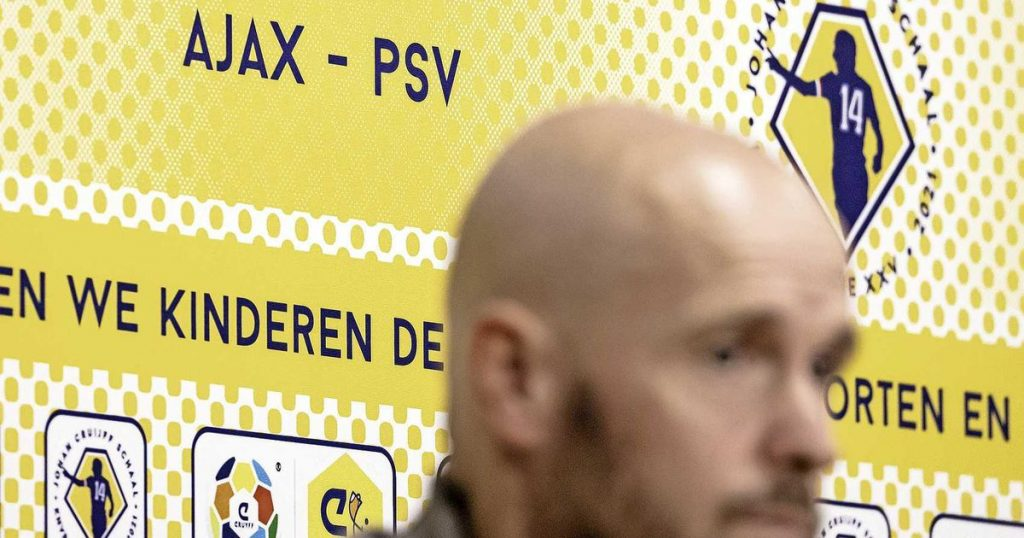 Ajax with Pasveer, Berghuis and maybe also Álvarez against PSV |  Football