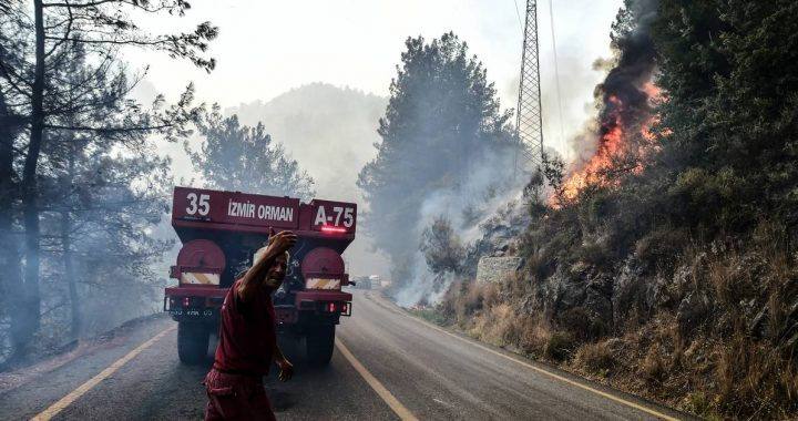 Almost all fires in Turkey under control, fire also haunts Greece and Italy |  Abroad