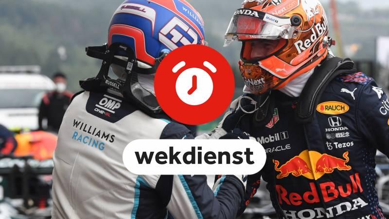 Awakening 29/8: Verstappen leaves pole in Belgium • Meeting of veterans of Afghanistan