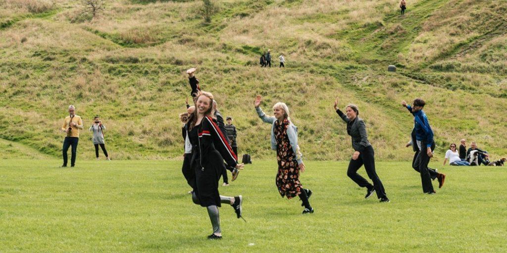 Curious Seed presents FIELD as part of the Edinburgh International Festival