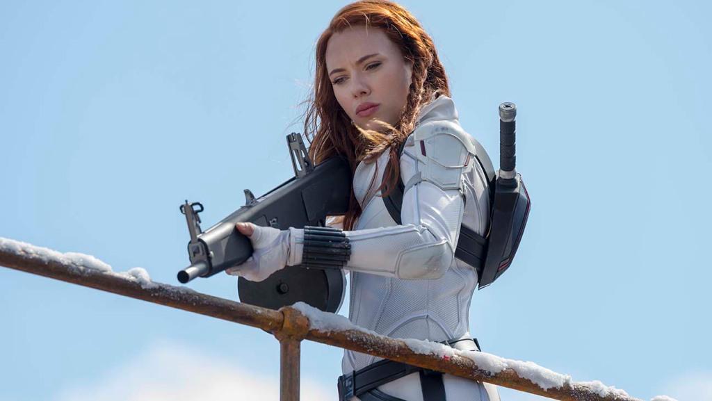Disney debuts Scarlett Johansson's Black Widow costume