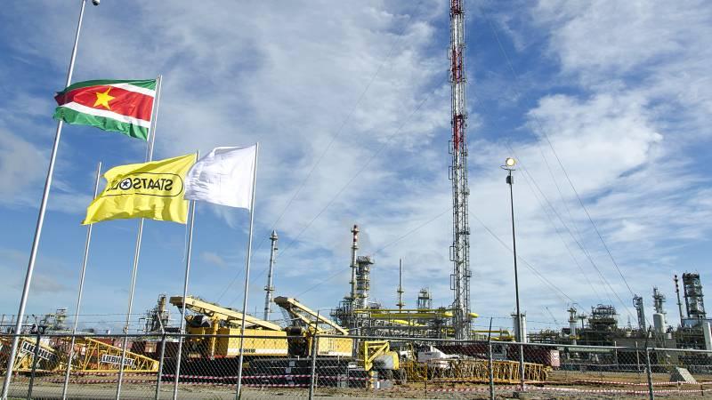 Dubai investor allocates more than $ 100 million to Suriname oil port
