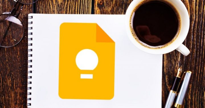 Google Keep now lets you set these beautiful note backgrounds