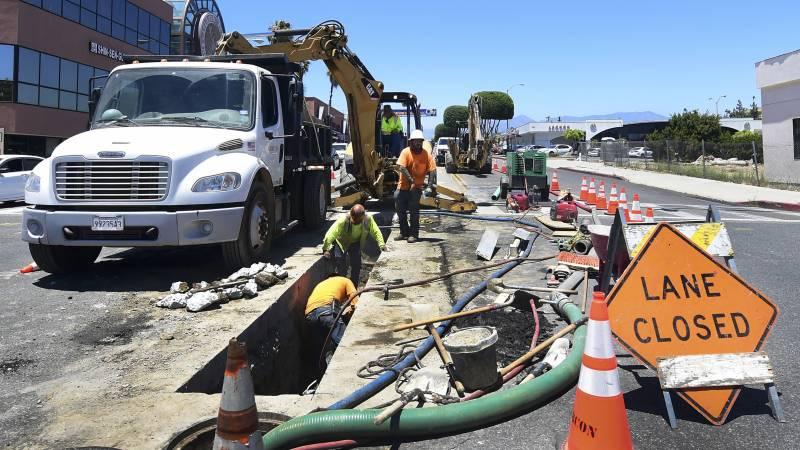 Huge US infrastructure deal: $ 550 billion for improvement