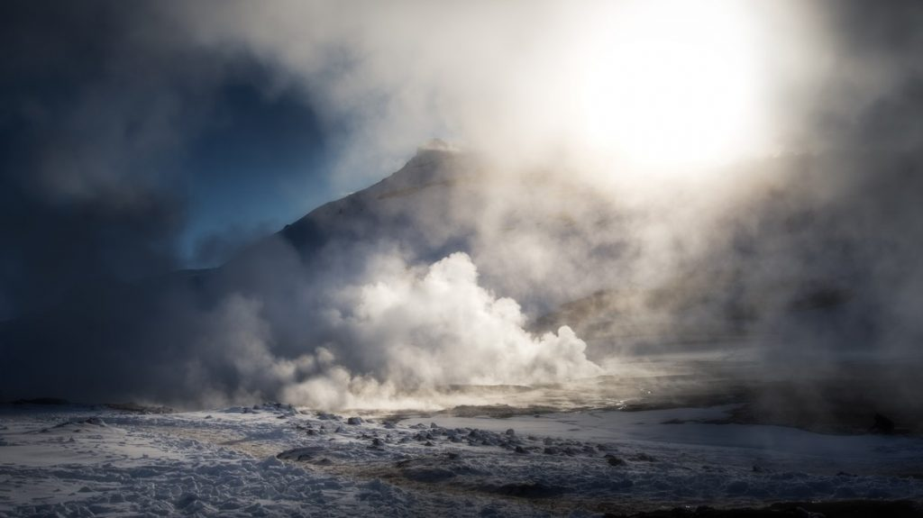 Iceland could be the tip of a lost continent