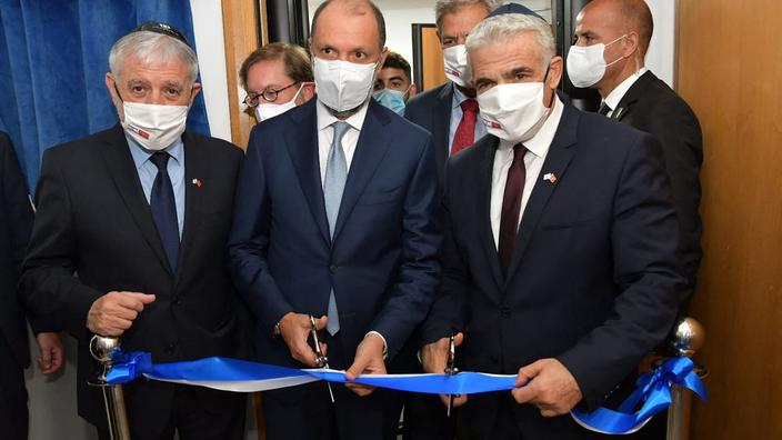 Morocco and Israel open mutual embassies