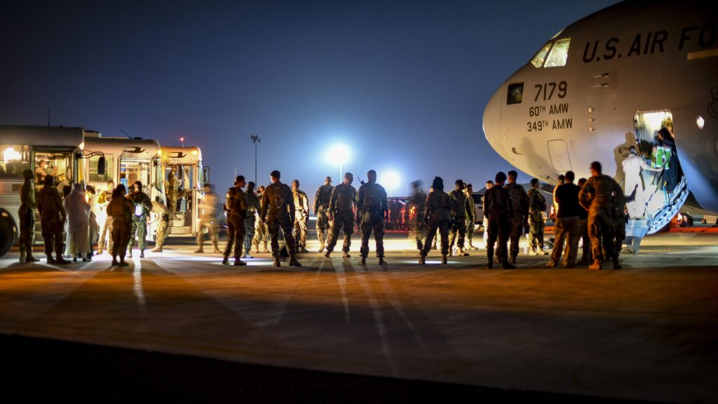 Netherlands stops evacuations in Afghanistan