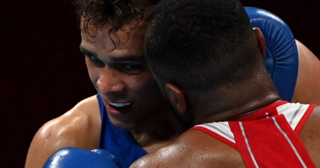 """New Zealand boxer surprised by ear bite: """"Come on man, it's the Games"""" 
