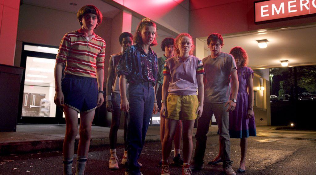 "Phew: Fire in the ""Stranger Things"" movie studios"