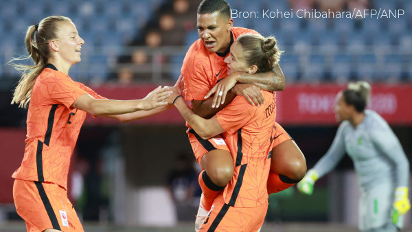 Soccer: Netherlands - USA live on TV and online (Olympic Games)