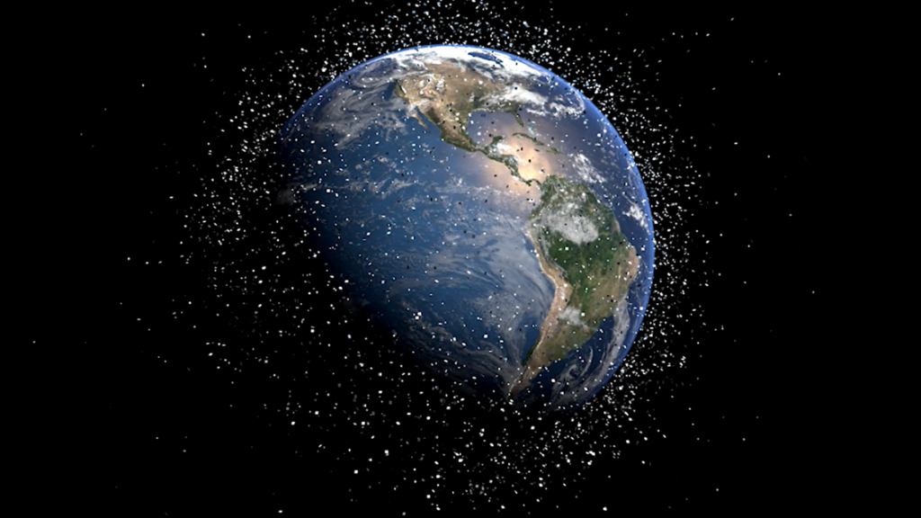 Solving the Space Waste Problem: How Much Junk is There?