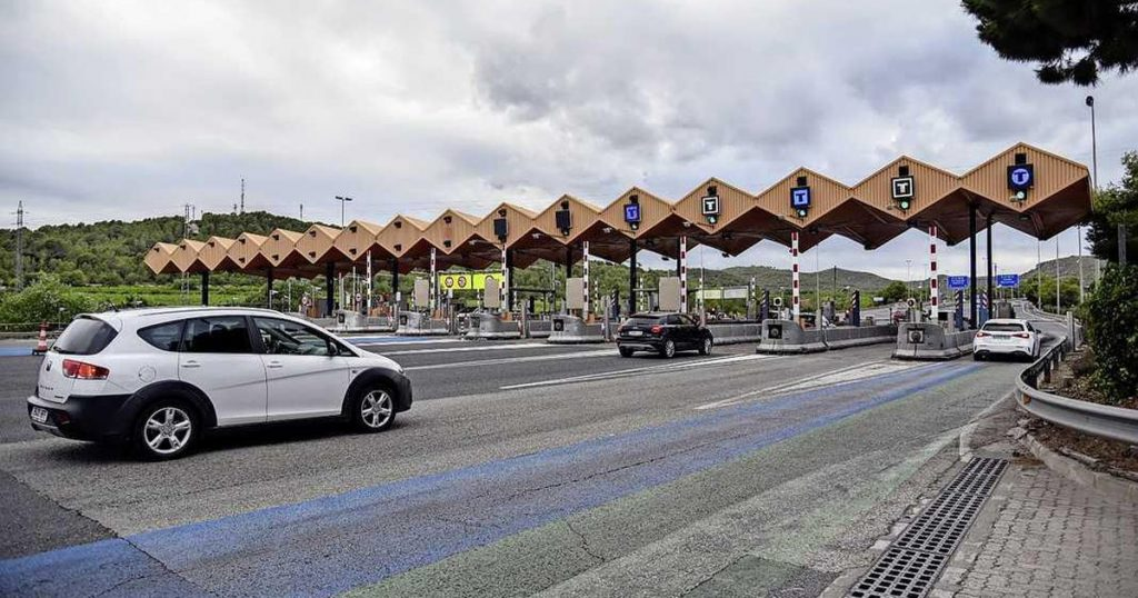 Spain abolishes toll roads: holidaymaker pays tens of euros less |  Abroad
