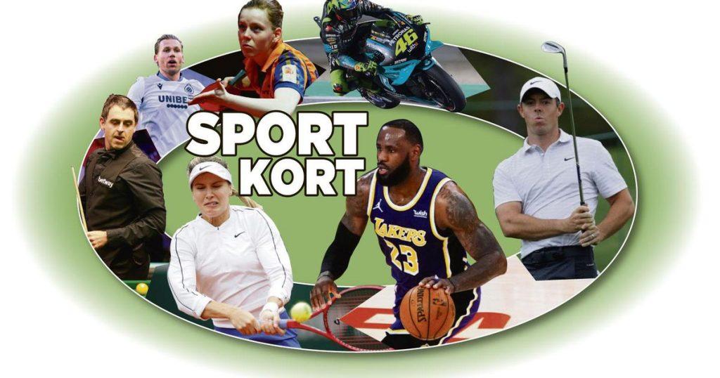 Sport Kort: Cyclo-cross cyclist Katie Compton stops after positive doping control    sport
