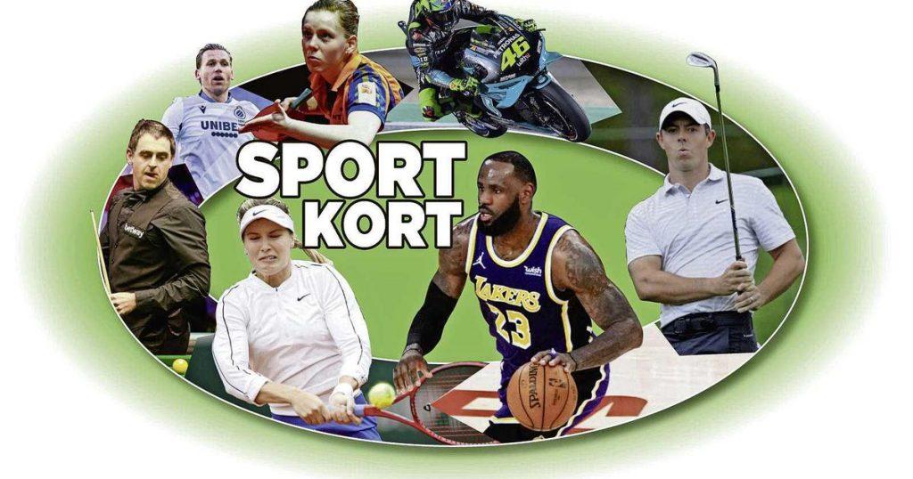 Sporty shorts: Tennis sisters Williams and Sofia Kenin are missing in Cincinnati    sport
