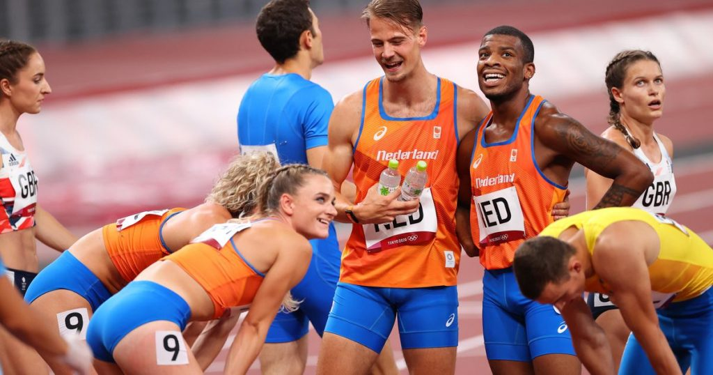 Still no response to protest against US participation in the 4x400m final |  sport