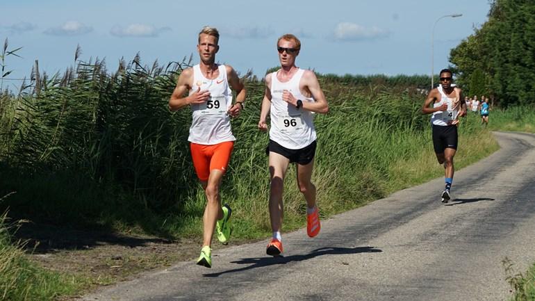 Strongest Hoornweg and Luitwieler in 15 from Wolphaartsdijk