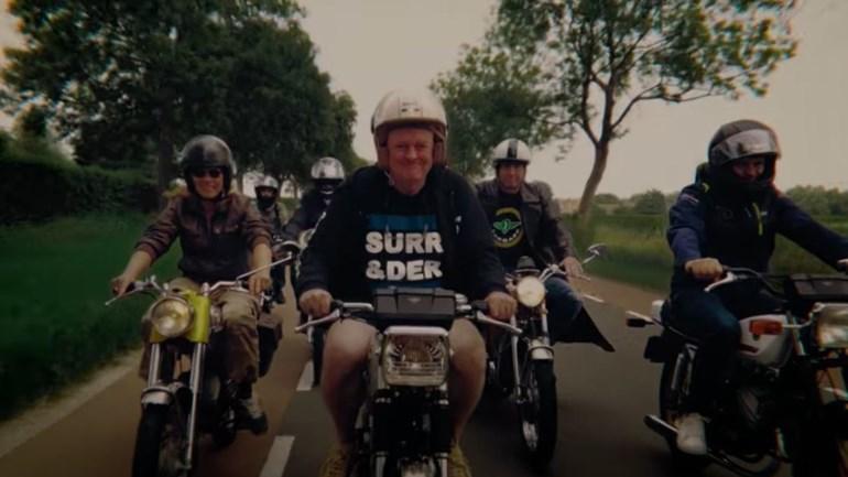 Surrender released the video clip Ik Lik Mn Zundapp