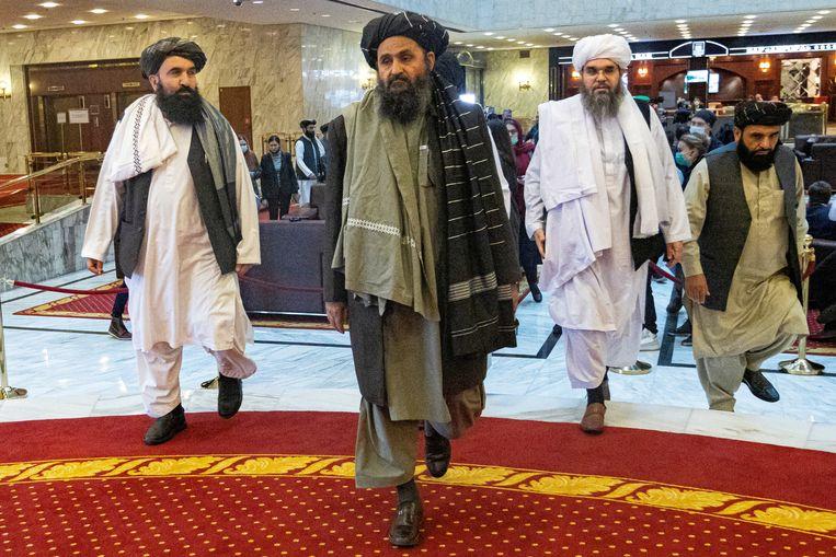 Taliban leader Baradar returns triumphant, US speeds up Kabul evacuation