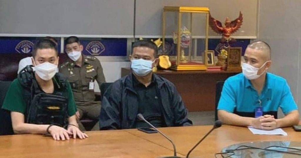 """Thai police chief gives strange press conference on tortured detainee: """"I didn't want to kill him"""" Abroad"""