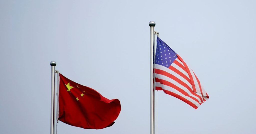 The Pentagon is in talks with the Chinese military for the first time during the Biden era