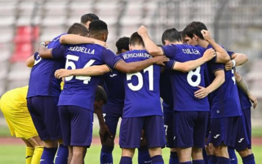 """""""There is still a lot of progress to be made at RSC Anderlecht at the moment"""""""