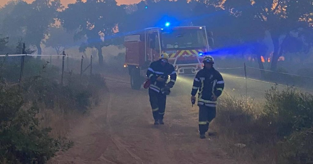 """Thousands of people evacuated and campsites cleaned in the south of France: """"The fire is still not under control"""" 