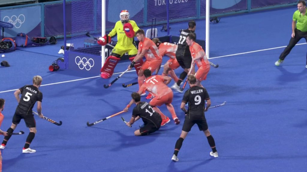 Tokyo 2020 |  Disappointing hockey players lose in Australia penalty shootout